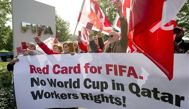 Coupe du monde au Qatar : le casse-tête de la FIFA