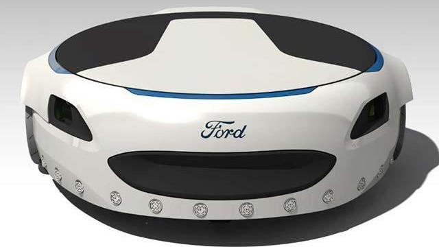 Ford et la problématique du « dernier kilomètre »