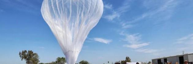 The « Loon » project : un cocktail de Google, d'Internet, de ballons et d'Intelligence Artificielle